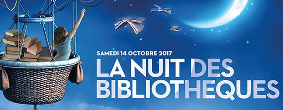 Nuit des bibliothèques 2017 bis