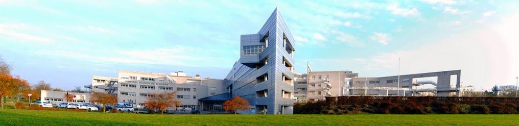 bâtiment hôpital de Lille - Jeanne de Flandre