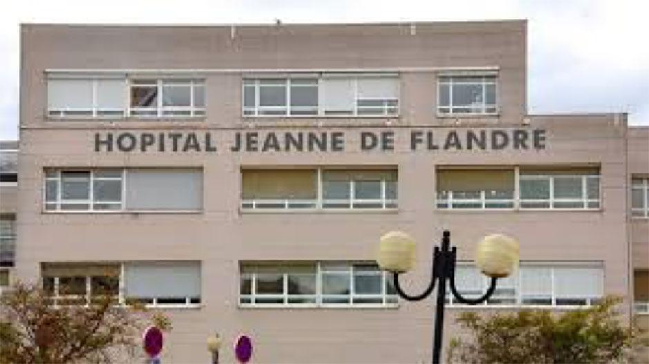 Hôpital Jeanne de Flandre