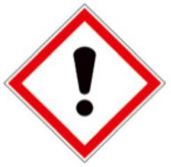 Danger pour sensibilisation cutanée-inhalation